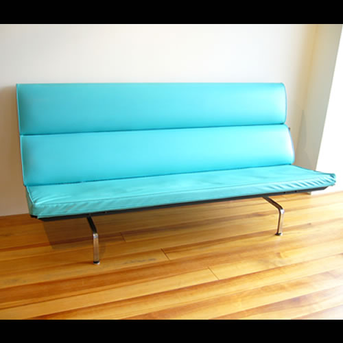 Eames Sofa Compact Â�ームズ Â�ファー Ã�ーマンミラー Herman Miller