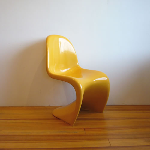 StackingChairYellow1