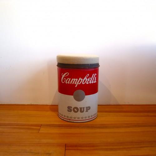 CampbellCanStoolUSAANDYWARHOL-1