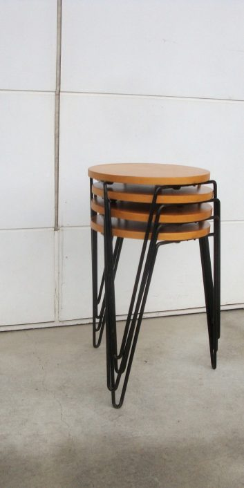 rarestackingstool#75tableflorenceknollassociatesusa1950s-4