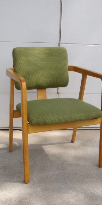 georgenelsonarmchair4663lightgreenalexandergirardhermanmiller1950s-1