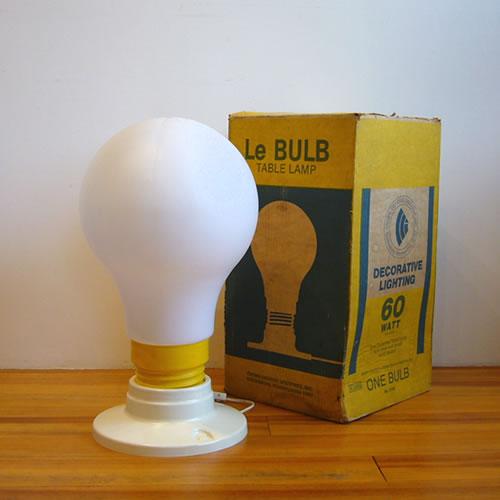 lebulb60wonebulbtablelampcrowncreativeindustriesfranceusa1981-1