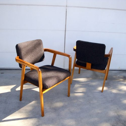 georgenelsonarmchair4663blackhermanmiller1950s-2